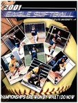2001 Eagle Softball Morehead State University