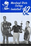 Morehead State College Basketball 1961-62 by Morehead State University. Office of Athletics.