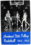 Morehead State College Basketball 1962-1963 by Morehead State University. Office of Athletics.