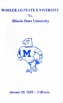 Morehead State University vs. Illinois State University