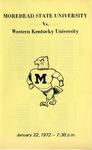 Morehead State University vs. Western Kentucky University