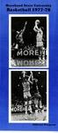 Morehead State University Basketball 1977-78