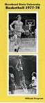 Morehead State University Basketball 1977-78