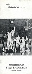 1963 Basketball at .... Morehead State College by Morehead State University. Office of Athletics.