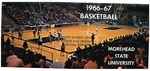 1966-67 Basketball Morehead State University by Morehead State University. Office of Athletics.