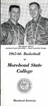 1965-66 Basketball at Morehead State College by Morehead State University. Office of Athletics.