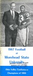 1967 Football at Morehead State University