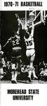 1970-71 Basketball Morehead State University