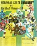 Morehead State University vs. Marshall University