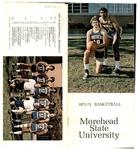1972-73 Basketball Morehead State University