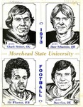 1973 Football Morehead State University