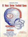 El Hasa Shrine Football Game - Morehead State University vs. Central State University