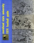 Morehead State University 1974 Football Guide
