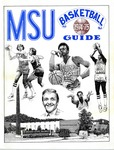 MSU Basketball 1974-1975 Guide