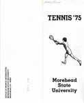 Tennis '75 Morehead State University