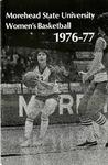 Morehead State University Women's Basketball 1976-77