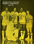 Morehead State University Women's Basketball 1977-78