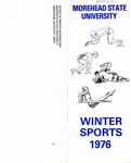 Morehead State University Winter Sports 1976