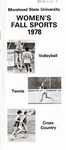 Women's Fall Sports 1978