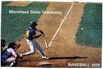 Morehead State University Baseball 1979