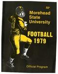 Morehead State University Football 1979