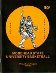Morehead State University Basketball 1979-80