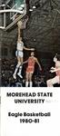 Morehead State University Eagle Basketball 1980-81