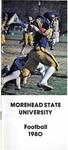 Morehead State University Football 1980