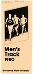 Men's Track 1980 Morehead State University