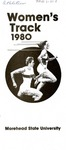 Women's Track 1980 Morehead State University