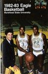1982-1983 Eagle Basketball Morehead State University