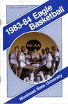 1983-84 Eagle Basketball Morehead State University