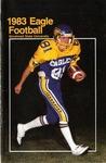 1983 Eagle Football Morehead State University
