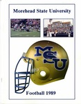 Morehead State University Football 1989