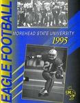 Eagle Football Morehead State University 1995