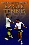 Morehead State University Eagle Tennis 1999