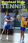 Morehead State Eagle Tennis 2002