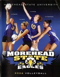 Morehead State Eagles 2006 Volleyball