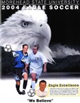 Morehead State Univerity 2004 Eagle Soccer