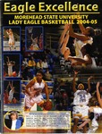 Eagle Excellence Morehead State University Lady Eagle Basketball 2004-05