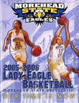 2005-2006 Lady Eagle Basketball Morehead State University