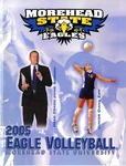 2005 Eagle Volleyball Morehead State University