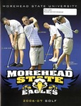 Morehead State University 2006-07 Golf