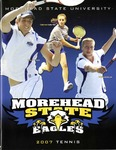 Morehead State University 2007 Tennis