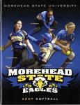 Morehead State University 2007 Softball