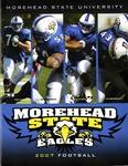 Morehead State University 2007 Football