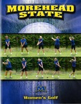 Morehead State 2008-02 Women's Golf