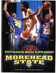 Post Season Media Supplement Morehead State 2010-2011 Basketball