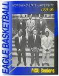 1995-1996 Morehead State Eagle Basketball