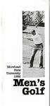 Men's Golf Morehead State 1982